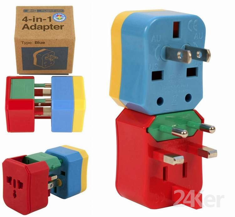 Plug adapter top1
